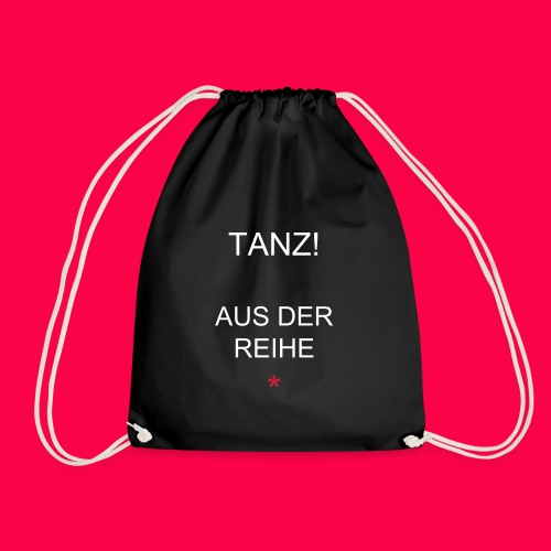 Dancing Gym bag - Turnbeutel
