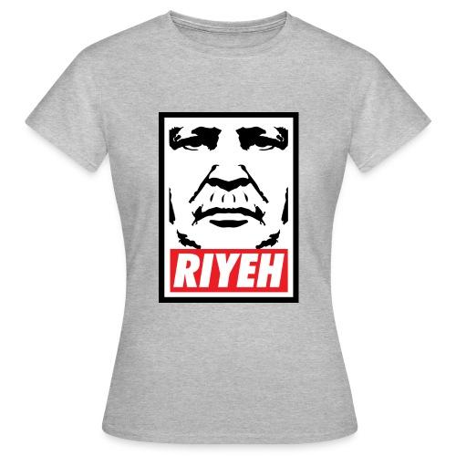 Bouteflika - Riyeh Propaganda - T-shirt Femme