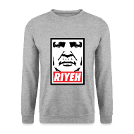 Sweat-shirts ~ Sweat-shirt Homme ~ Bouteflika - Riyeh Propaganda