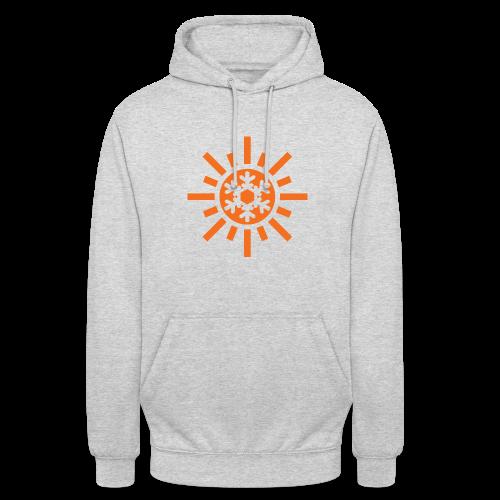 Sunflake Hoodie - Unisex Hoodie