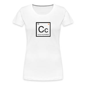 Element Womens T-Shirt - Women's Premium T-Shirt