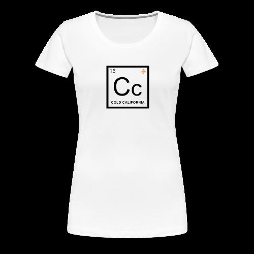 Element Womens T-Shirt - Women's Premium T-Shirt