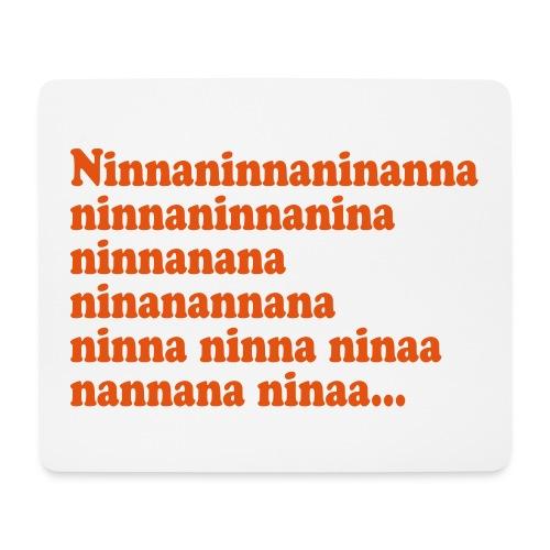 Boktipset - Musmatta (liggande format)