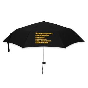 Boktipset - Paraply (litet)