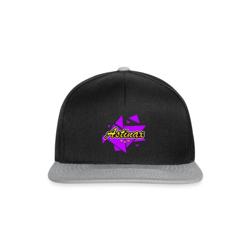 Snapback Logo cap - Snapback Cap