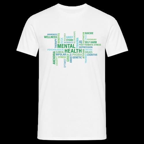 TEXT mental-health  - Maglietta da uomo