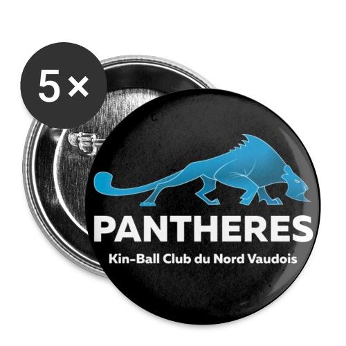 Lot de 5 petits badges (25 mm)