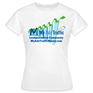 MyAdsTrafficMoney Frauen T-Shirt - Frauen T-Shirt