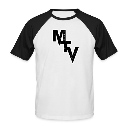 Baseball Shirt MartyTV - Men's Baseball T-Shirt