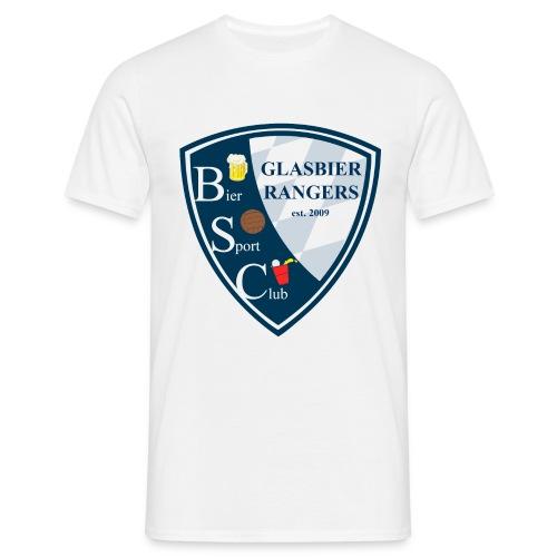 GlasbierRangers BSC - Männer T-Shirt