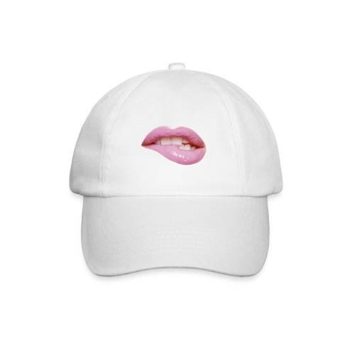 Lippen bacecap - Baseballkappe