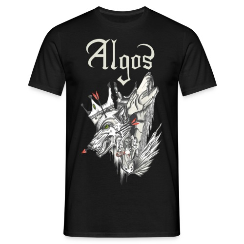 Withered King - Men's T-Shirt