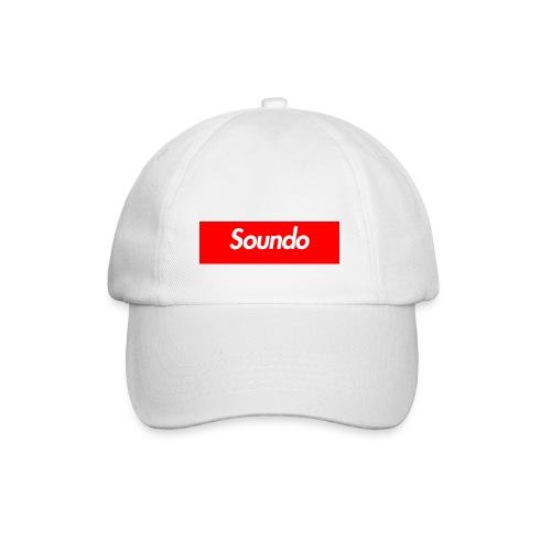 Soundo x Supreme Cap / White - Baseball Cap