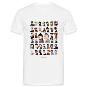 New Wankil World - T-shirt Homme