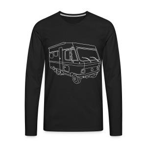 Wohnmobil - Männer Premium Langarmshirt
