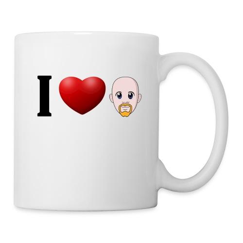 i luv lyndon mug - Mug