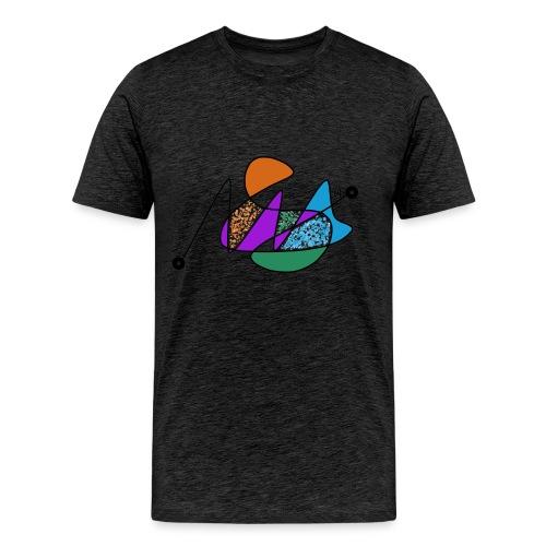 MJS New Age Men - Männer Premium T-Shirt