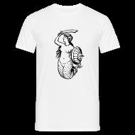 Koszulki ~ Koszulka męska ~ Syrenka