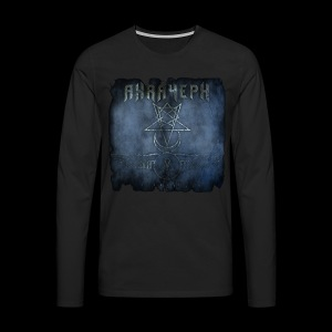 AnimAElegy Long Sleeve Shirt - Men's Premium Longsleeve Shirt