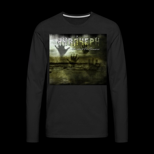 Marooned On Samsara Long Sleeve Shirt - Men's Premium Longsleeve Shirt
