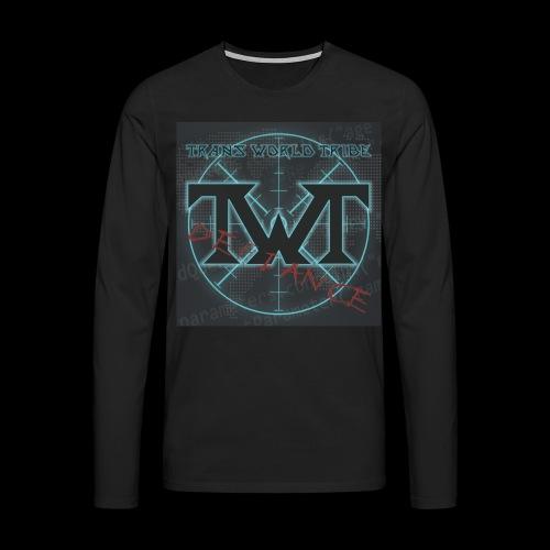 Defiance Long Sleeve Shirt - Men's Premium Longsleeve Shirt
