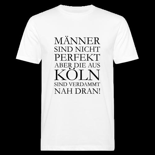 Männer aus Köln Bio T-Shirt - Männer Bio-T-Shirt