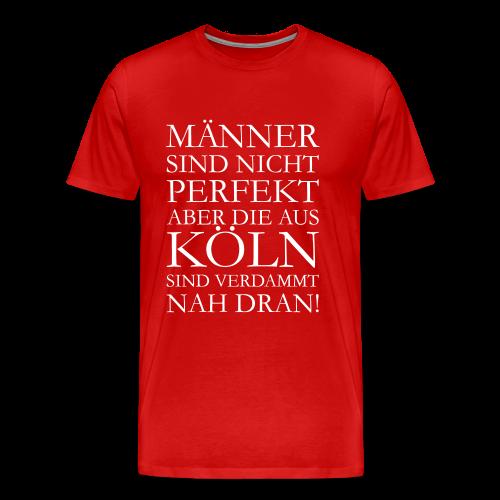 Männer aus Köln S-5XL T-Shirt - Männer Premium T-Shirt