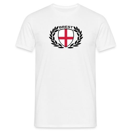 Brest - laurier - T-shirt Homme