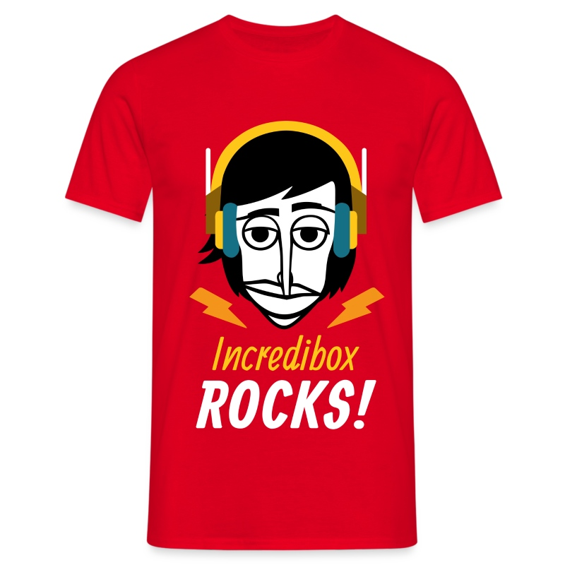 INCREDIBOX ROCKS T-SHIRT - Men's T-Shirt