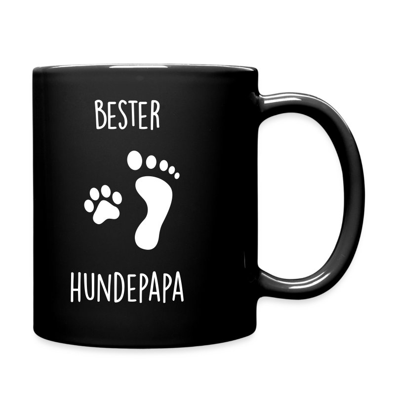 bester hundepapa tasse tasse hunde t shirts shirts und geschenke f r hundefreunde. Black Bedroom Furniture Sets. Home Design Ideas