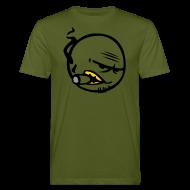T-Shirts ~ Männer Bio-T-Shirt ~ Obermacker - FLEX
