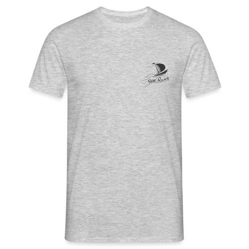 New Quay - Mens T-Shirt - Men's T-Shirt