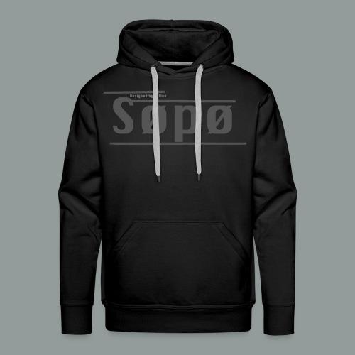 Søpø Street¹ Men - Männer Premium Hoodie
