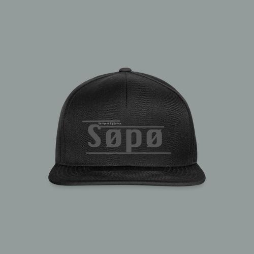 Søpø Cap¹ - Snapback Cap