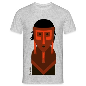 INDIAN MASKER T-SHIRT - Men's T-Shirt