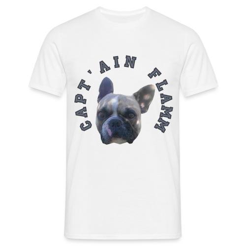 T-Shirt Homme Cap'Tain Flamm - T-shirt Homme