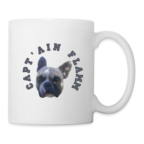 Mug Cap'Tain Flamm - Mug blanc