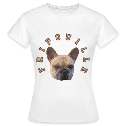 T-Shirt Femme Fripouille - T-shirt Femme