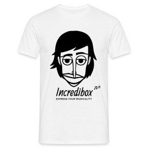 INCREDIBOX OFFICIAL T-SHIRT - Men's T-Shirt