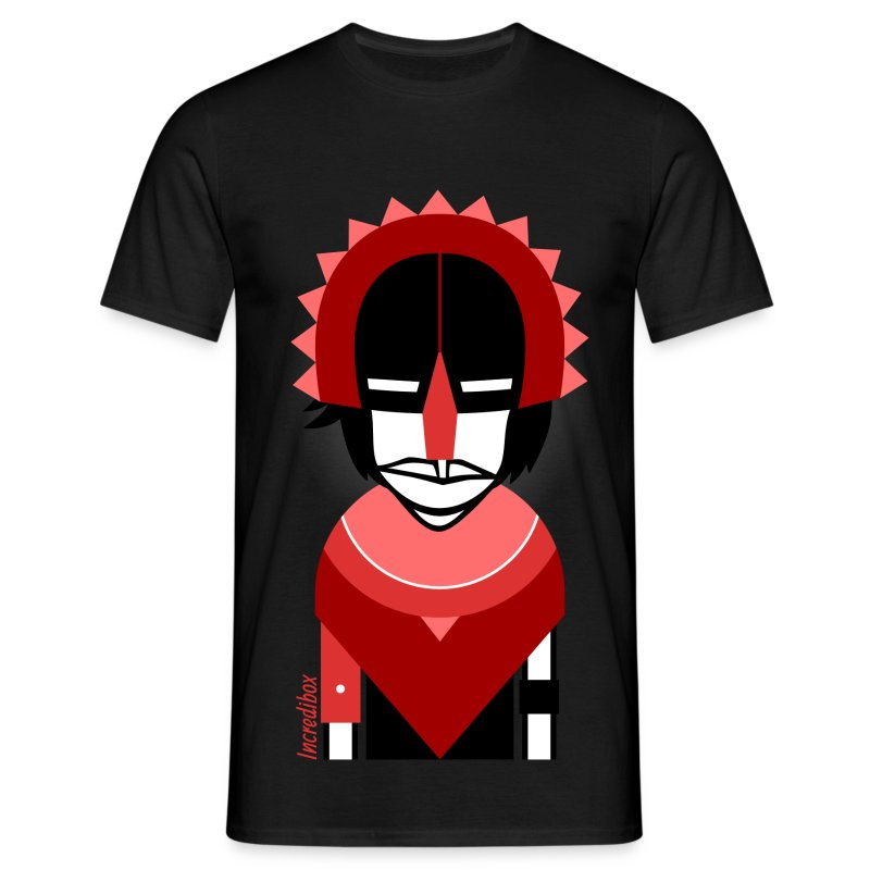 RED MAYA T-SHIRT - Men's T-Shirt