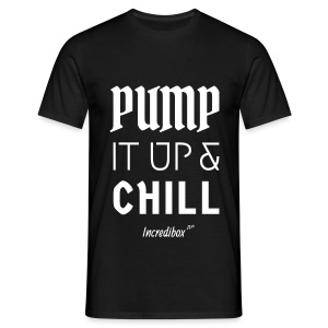 PUMP IT UP T-SHIRT - Men's T-Shirt