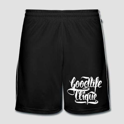 Goodlife Clique - Männer Fußball-Shorts