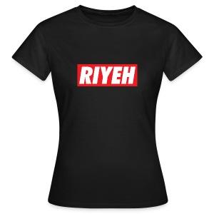 Riyeh Propaganda - T-shirt Femme