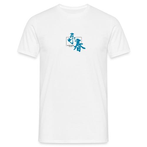 Wing Chun Lugo LIMITED LOGO - Maglietta da uomo