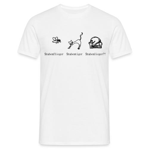 T-Shirt  Stubentiger - Männer T-Shirt