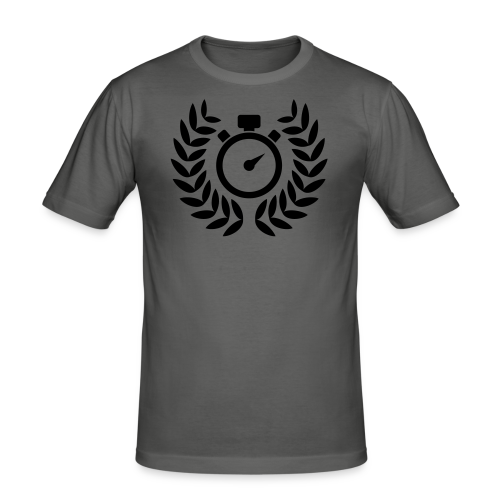 FitnessDuell SlimFit Shirt - Männer Slim Fit T-Shirt