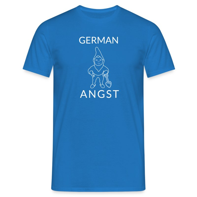 German Angst - Männer T-Shirt