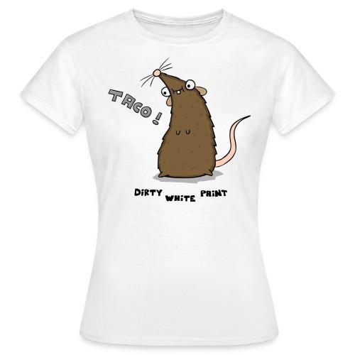 Taco-Rat-Shirt Women - Women's T-Shirt