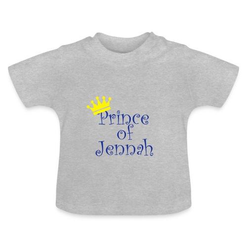 Prince of Jennah - Baby T-Shirt - Baby T-Shirt