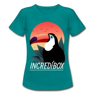SUNRISE TOUCAN WOMEN T-SHIRT - Women's T-Shirt